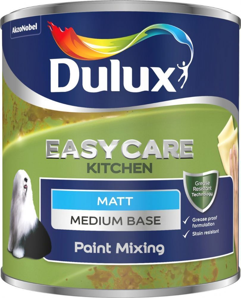 Dulux Easycare Kitchen Spiced Honey Palette #3